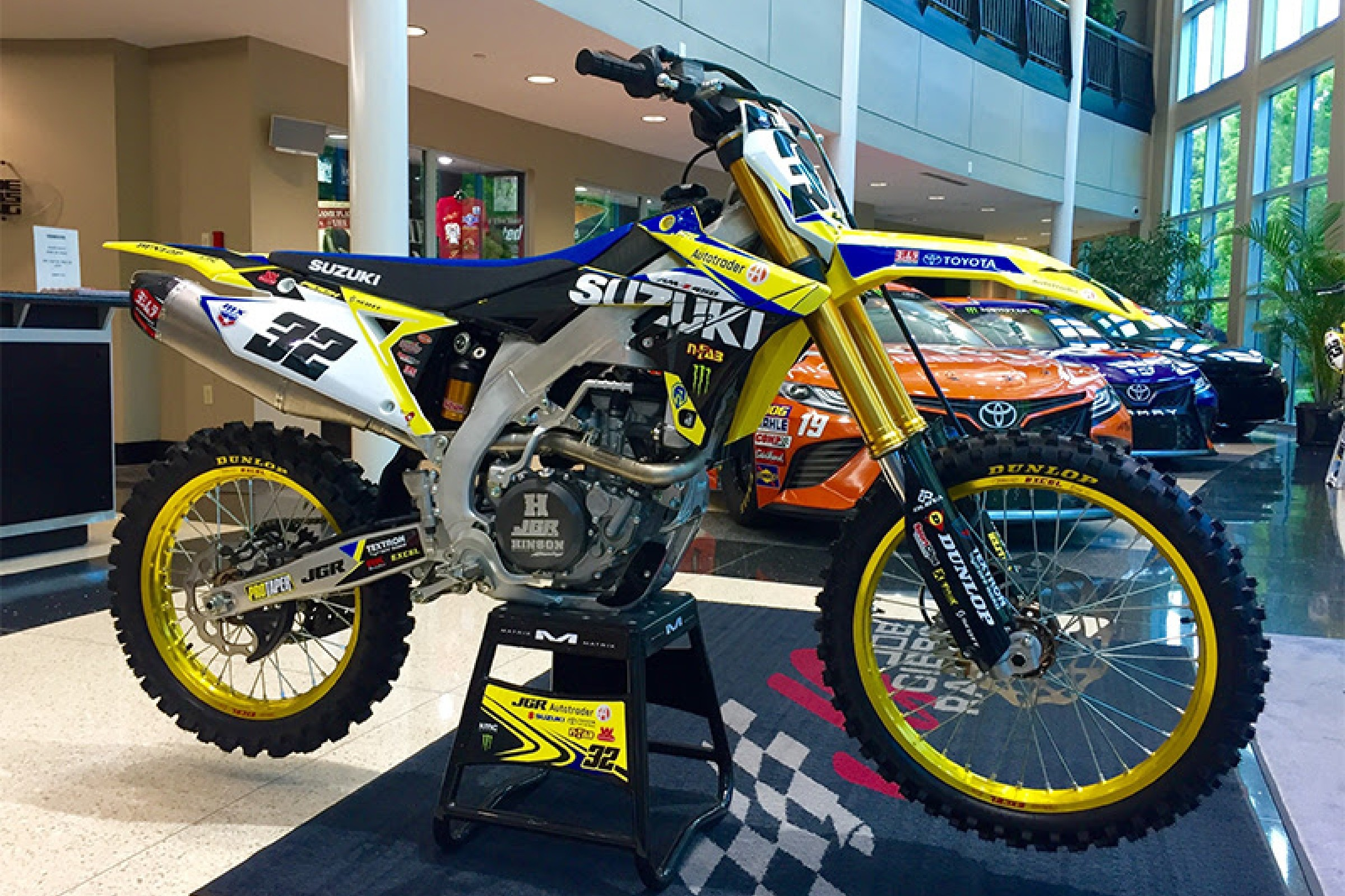 Jgr To Take Over As Official Factory Suzuki Team Racer X