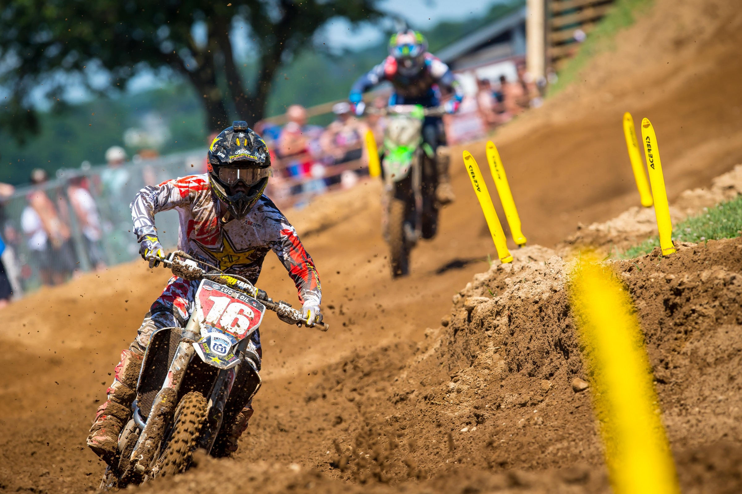 Osborne is still expected to be the MX2 pick for Team USA.