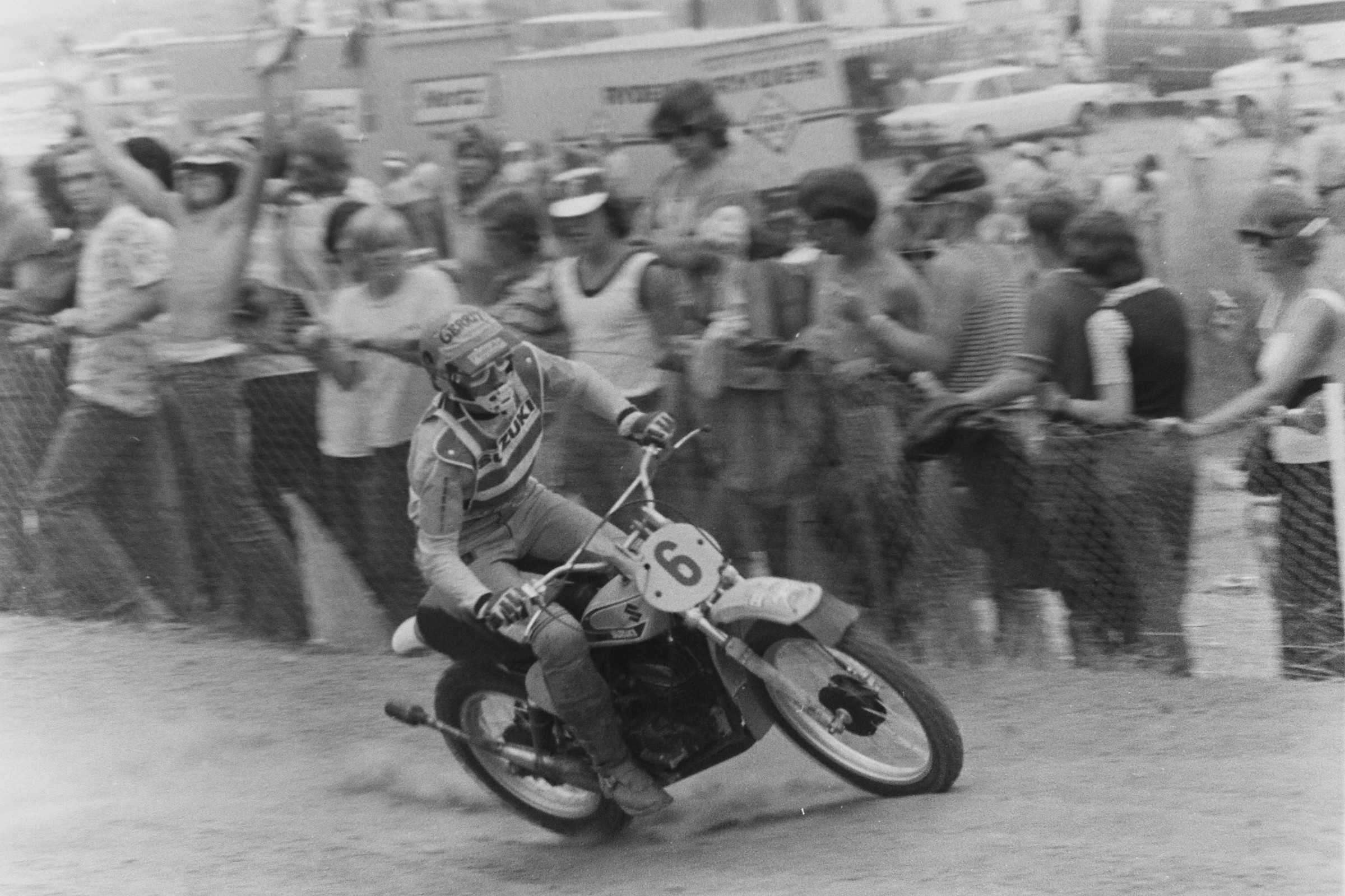 Wolsink's win in 1974 was the first of his record five at Carlsbad.