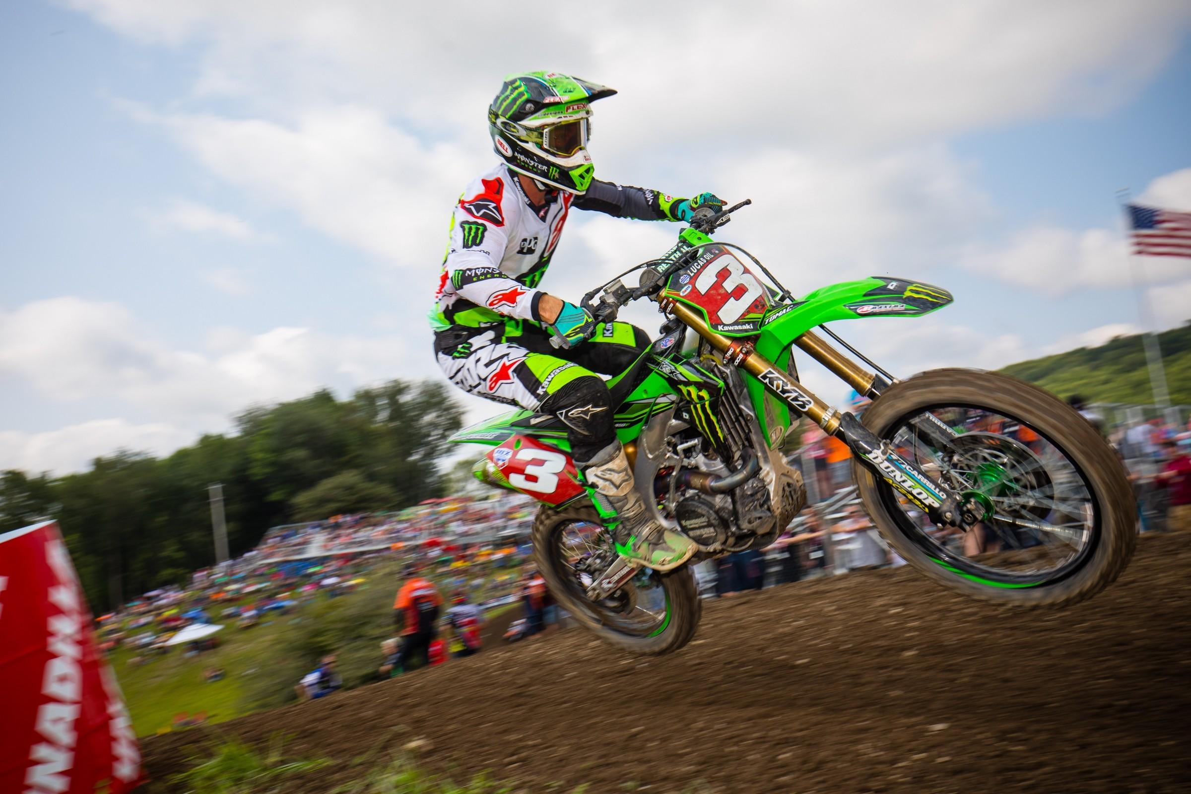 Tomac Talks Pro Motocross and MXoN - Motocross - Racer X Online