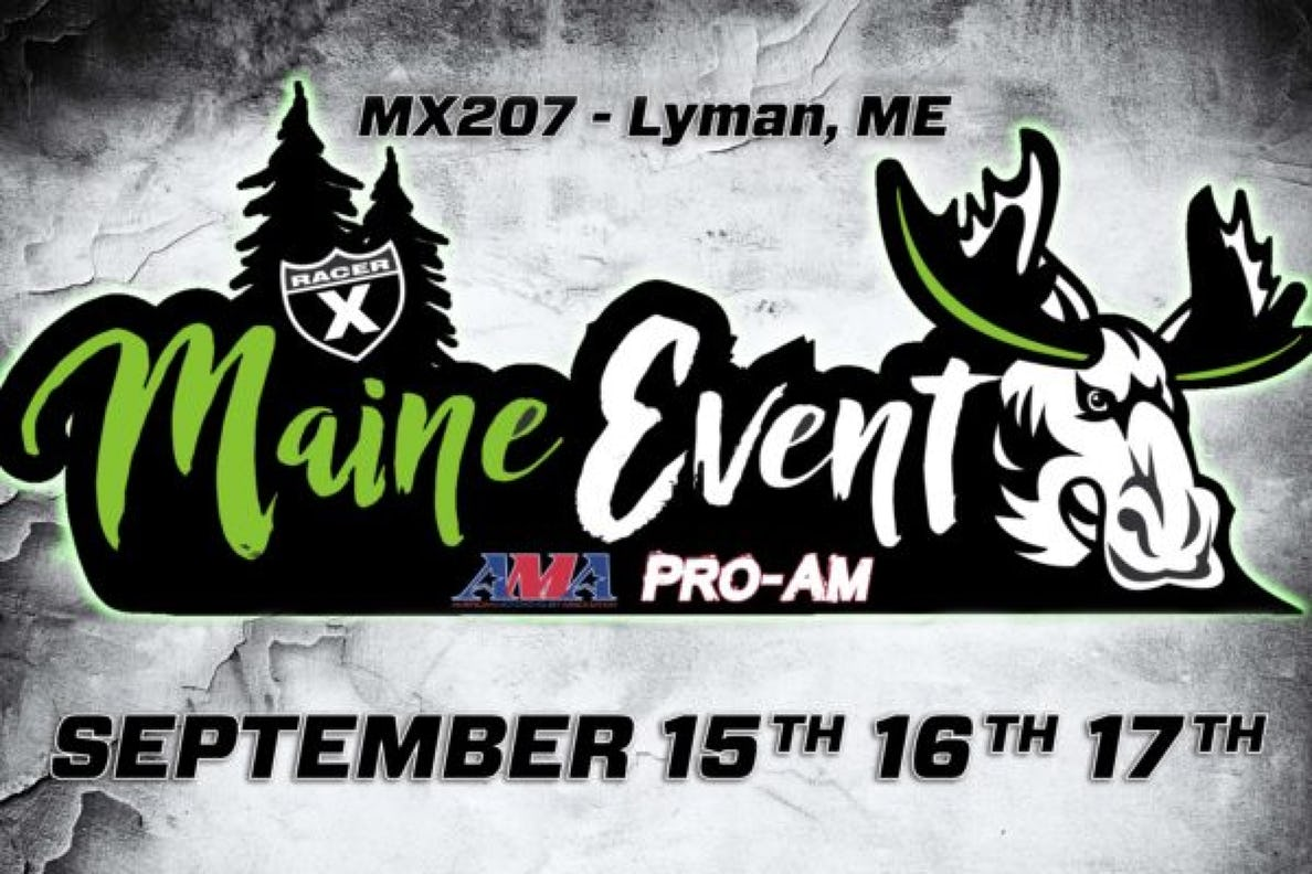 For more information on the Maine Event, click here.