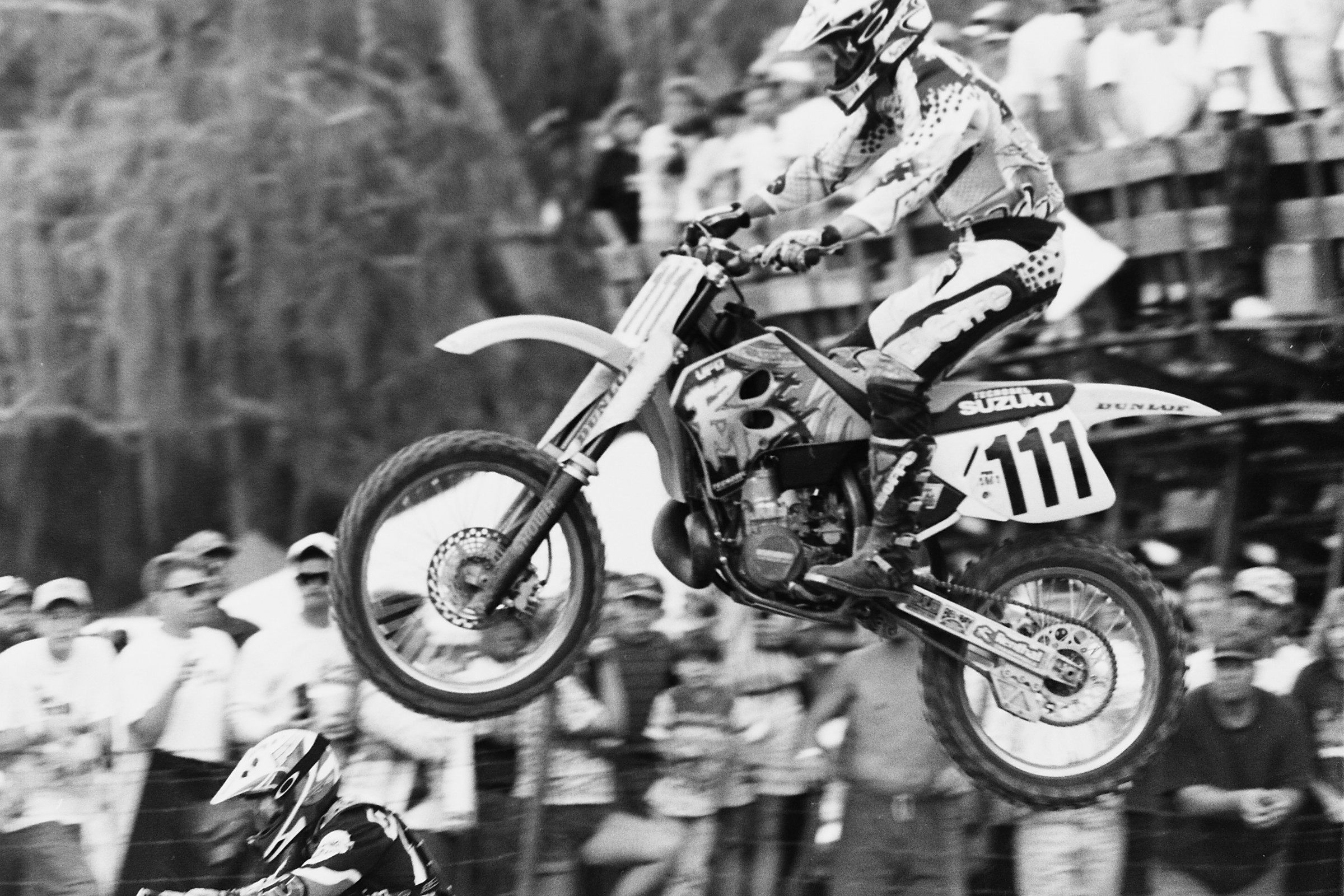 Albertyn would go on to win the 1999 250MX Championship.