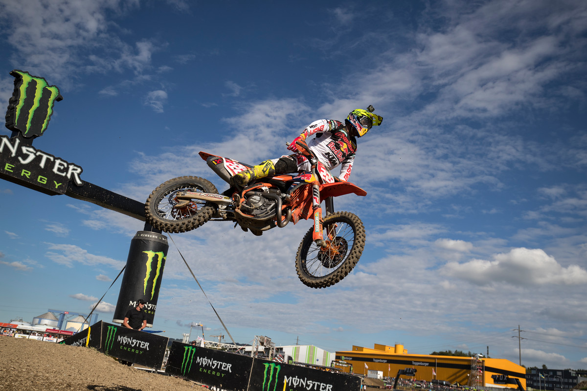 Can Cairoli clinch his ninth FIM Motocross World Championship two rounds early this weekend?
