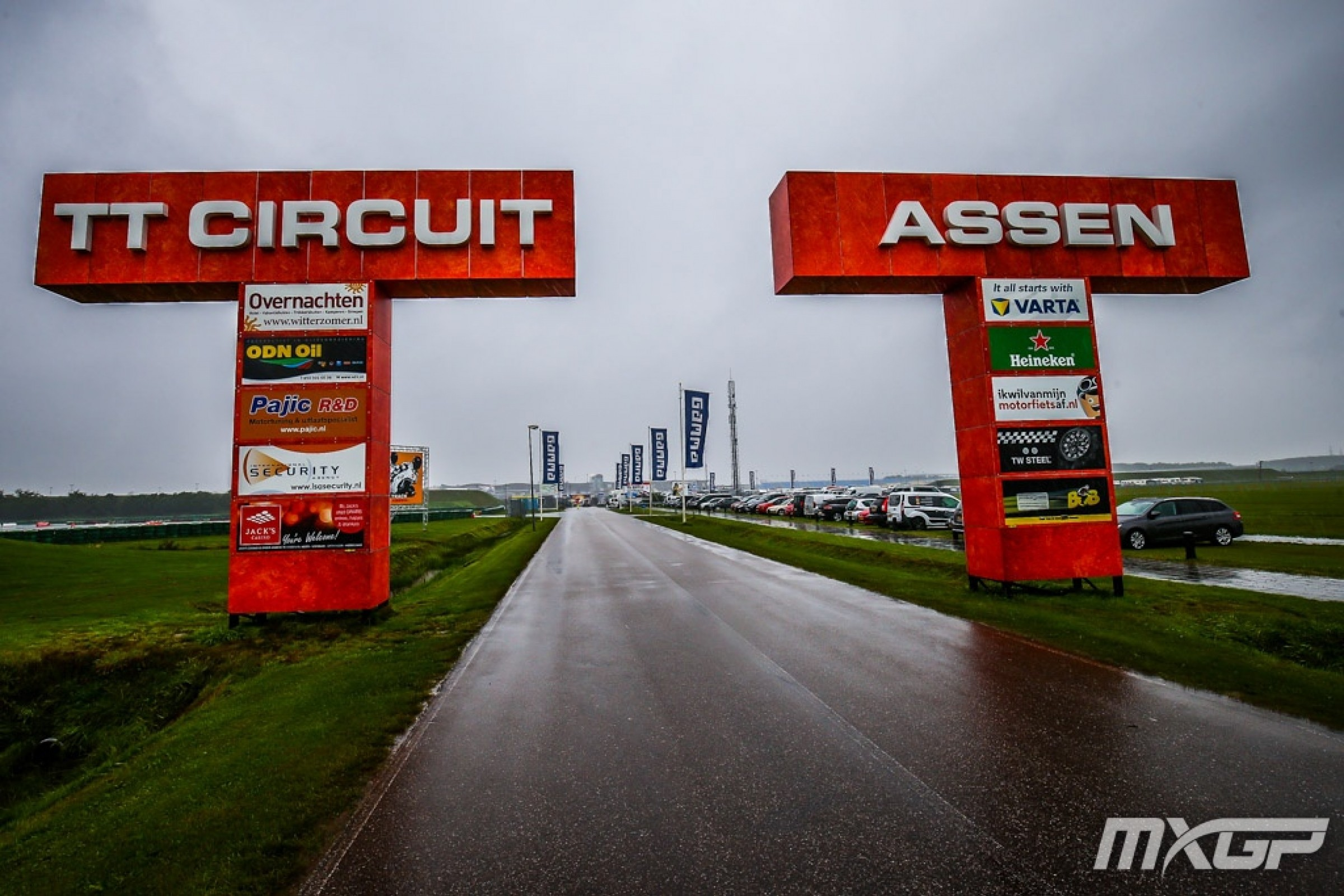 Herlings, Covington Top Qualifying at Assen