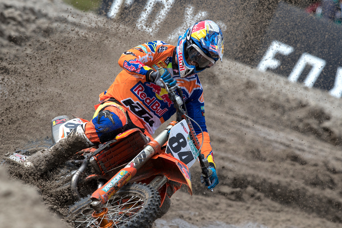 Over the last three weekends, Herlings has gone 1-1-2-1-1-1
