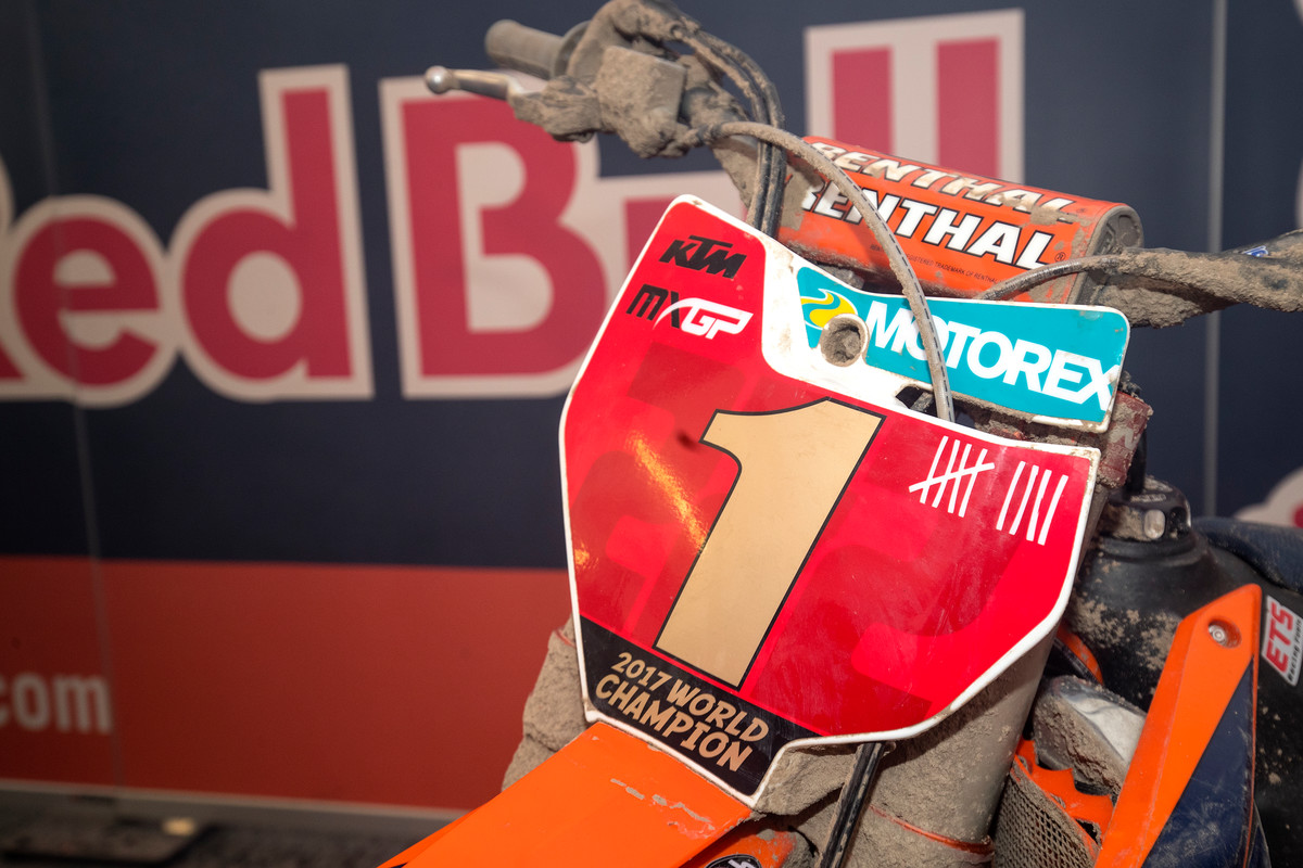 Can Cairoli add another check mark to his number plate next year?