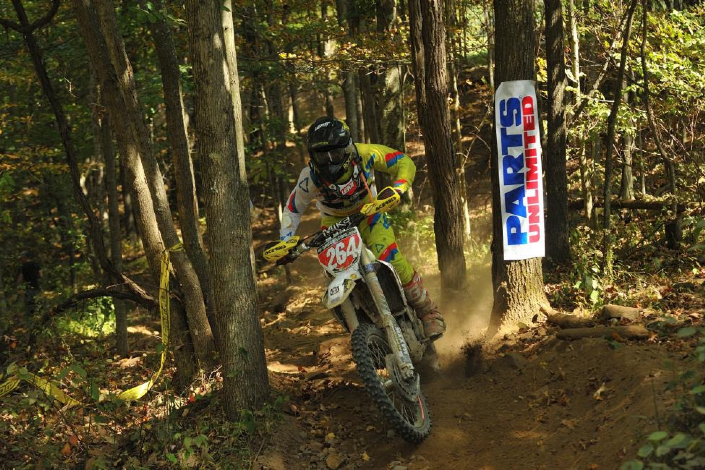 Ryan Sipes Wins First Career GNCC at Mountaineer Run