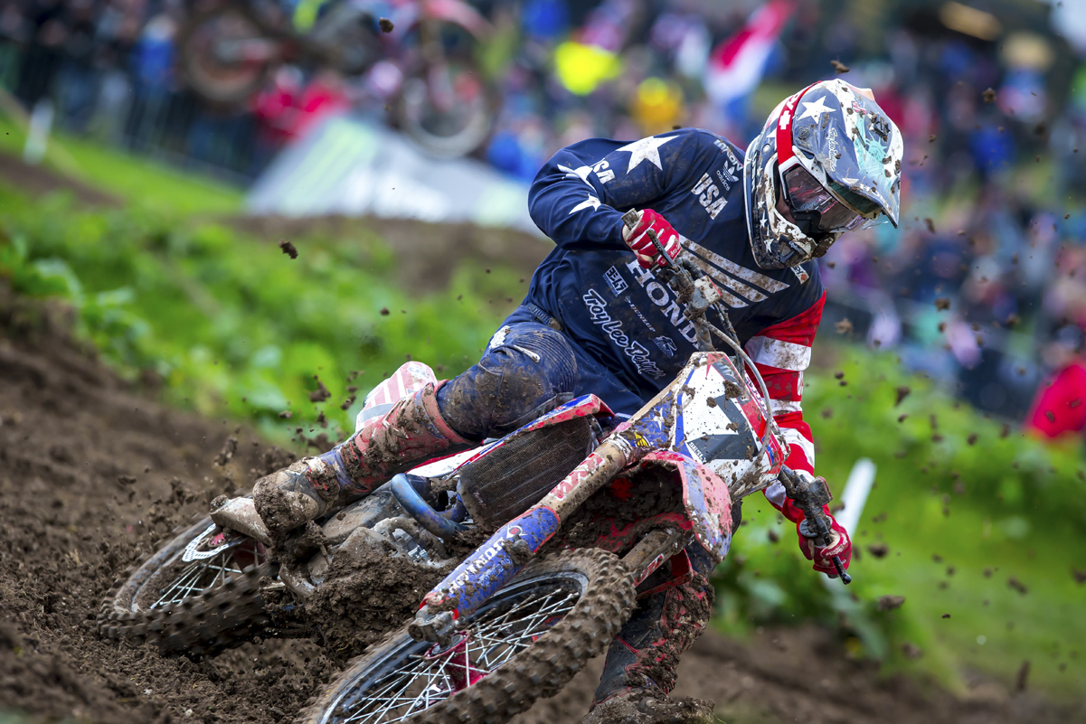 Seely finished ninth overall in qualifying.