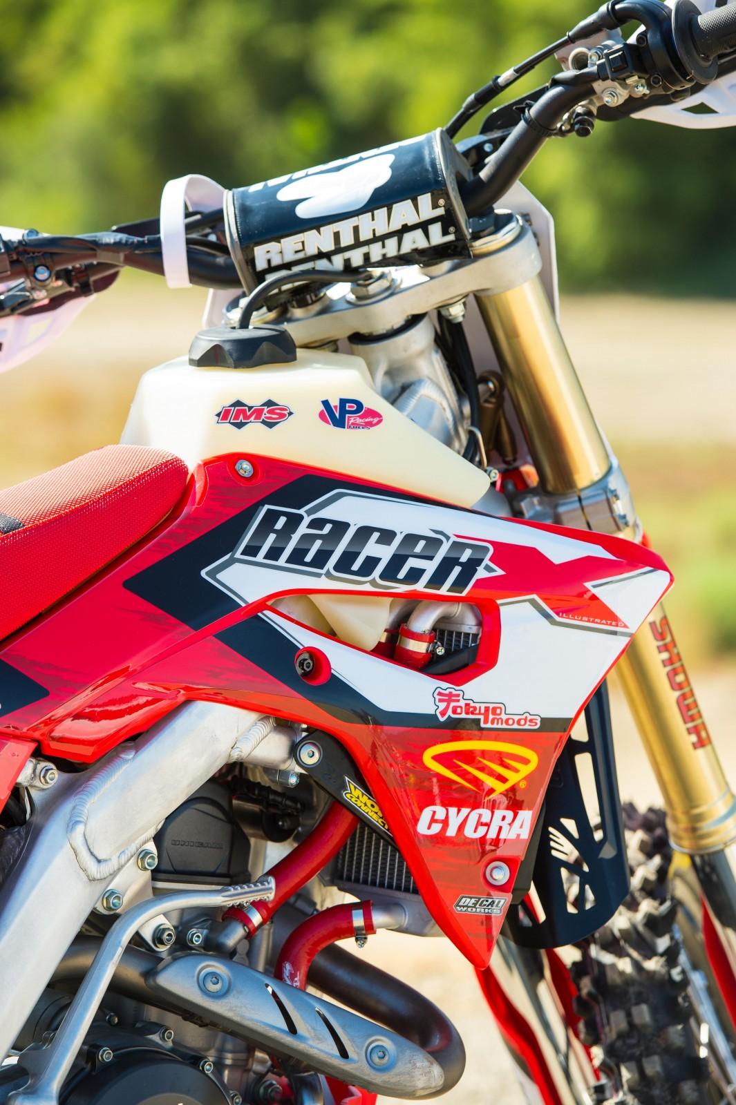 Racer X Films 2018 Honda Crf450rx Racer X Online