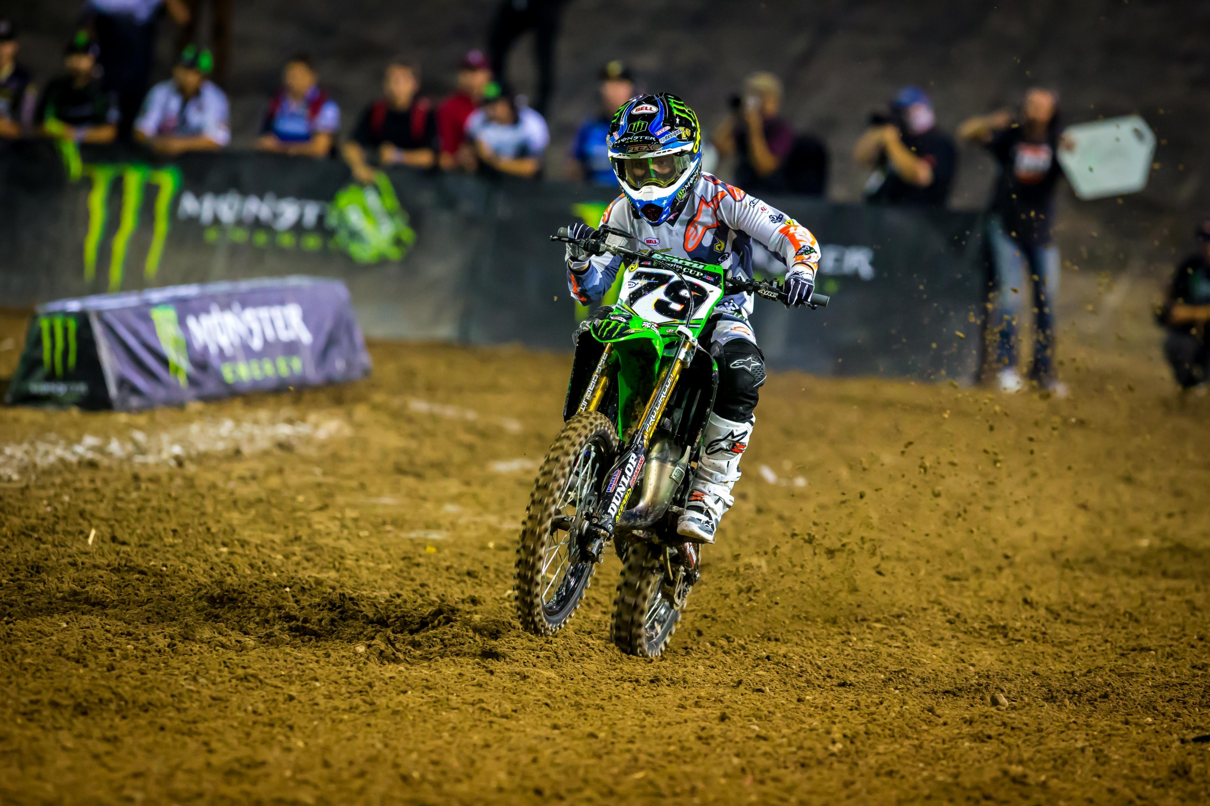 Jett Reynolds won the Supermini class.