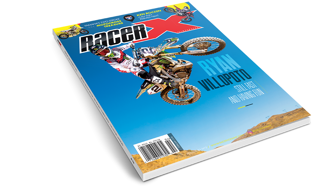 The February 2018 Issue - Racer X Illustrated Supercross Magazine