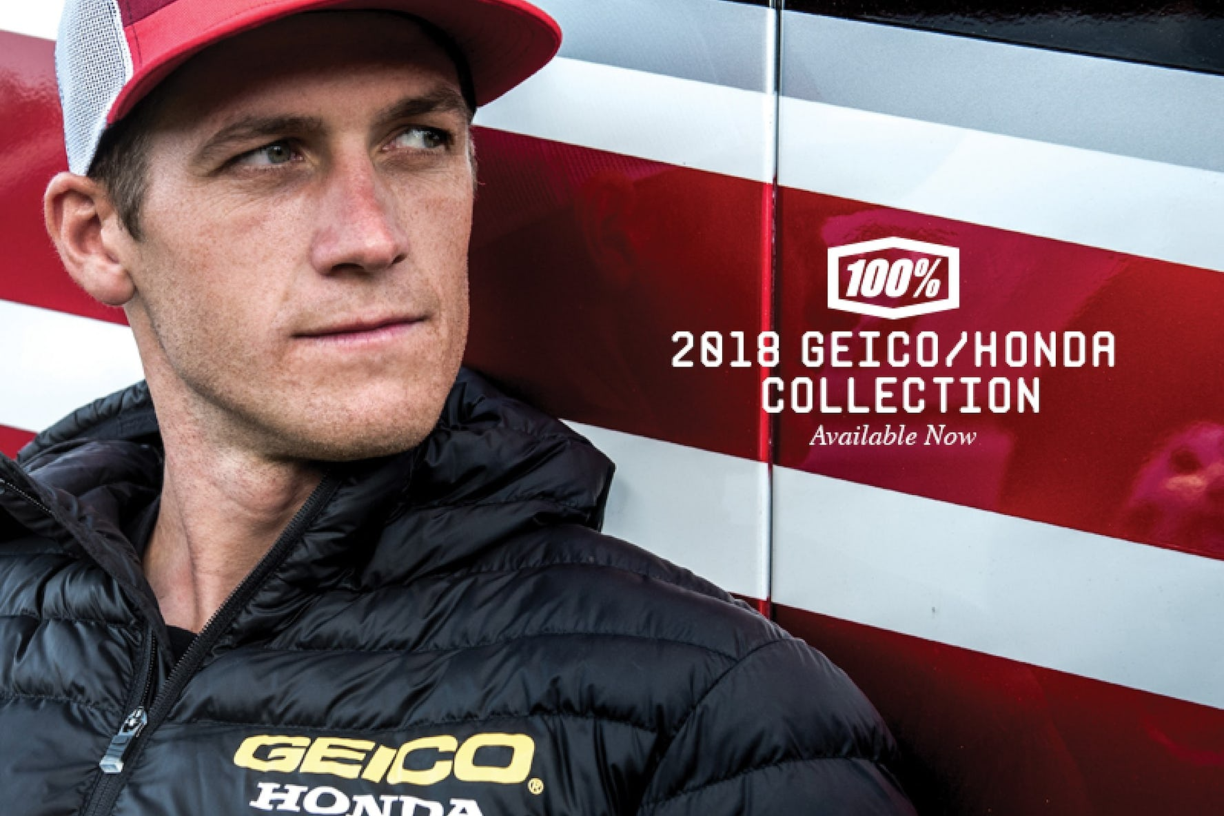08362b4f0 100% Releases 2018 GEICO Honda Collection - Racer X Online