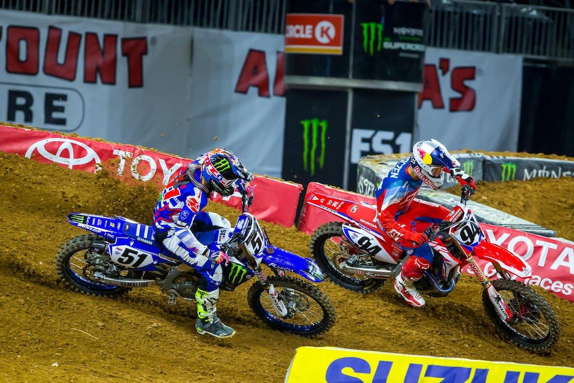 Matthes Talks Houston SX - Supercross - Racer X Online