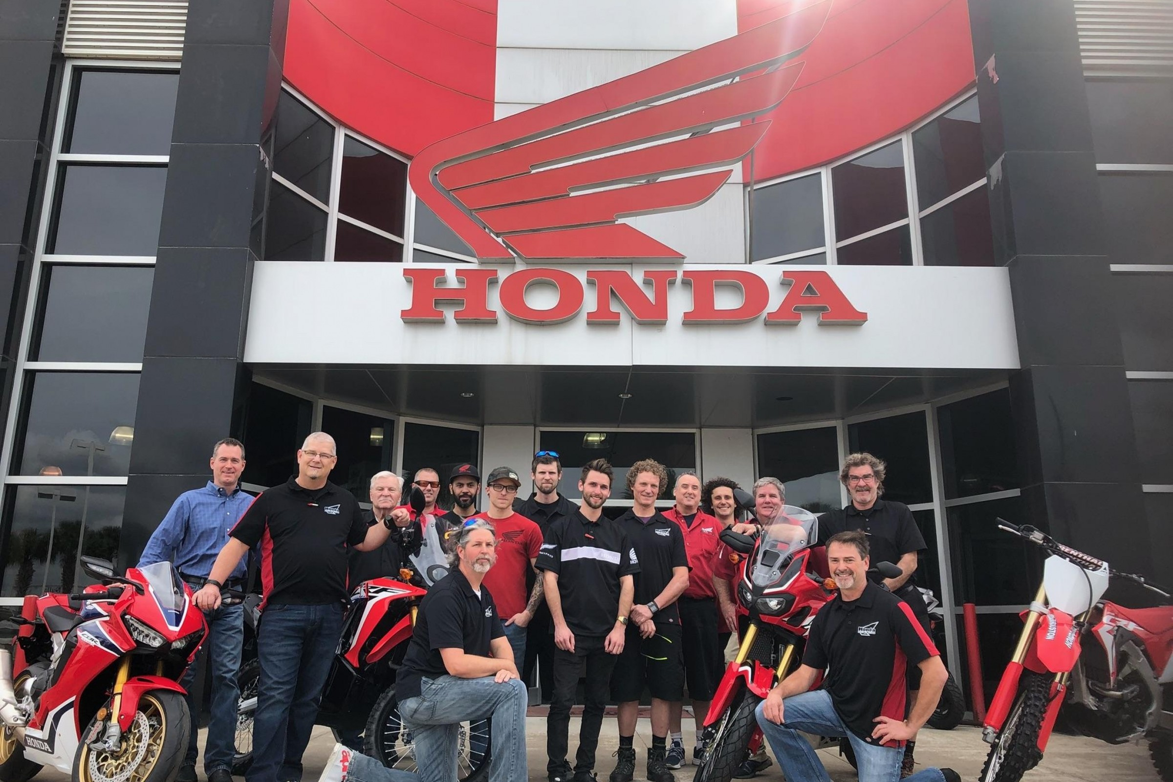 Honda of Houston Acquired by Drake Powersports - Racer X ...