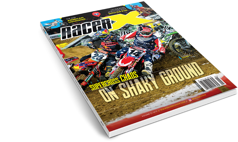 The May 2018 Issue - Racer X Illustrated Supercross Magazine