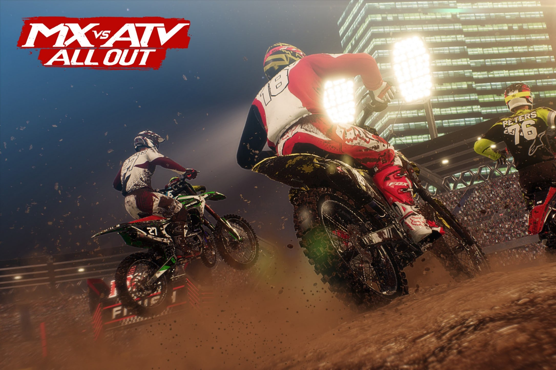 Exclusive: MX vs. ATV All Out Preview and Game Trailer