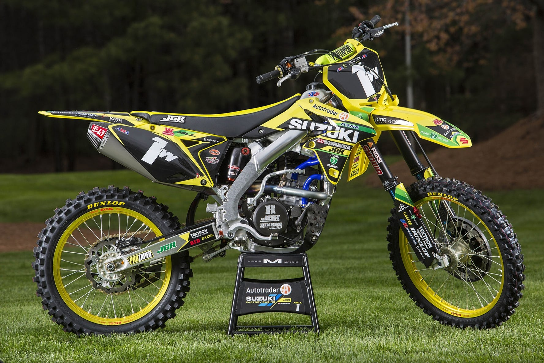 Autotrader/Yoshimura Suzuki Team To Support Road 2 Recovery - Racer