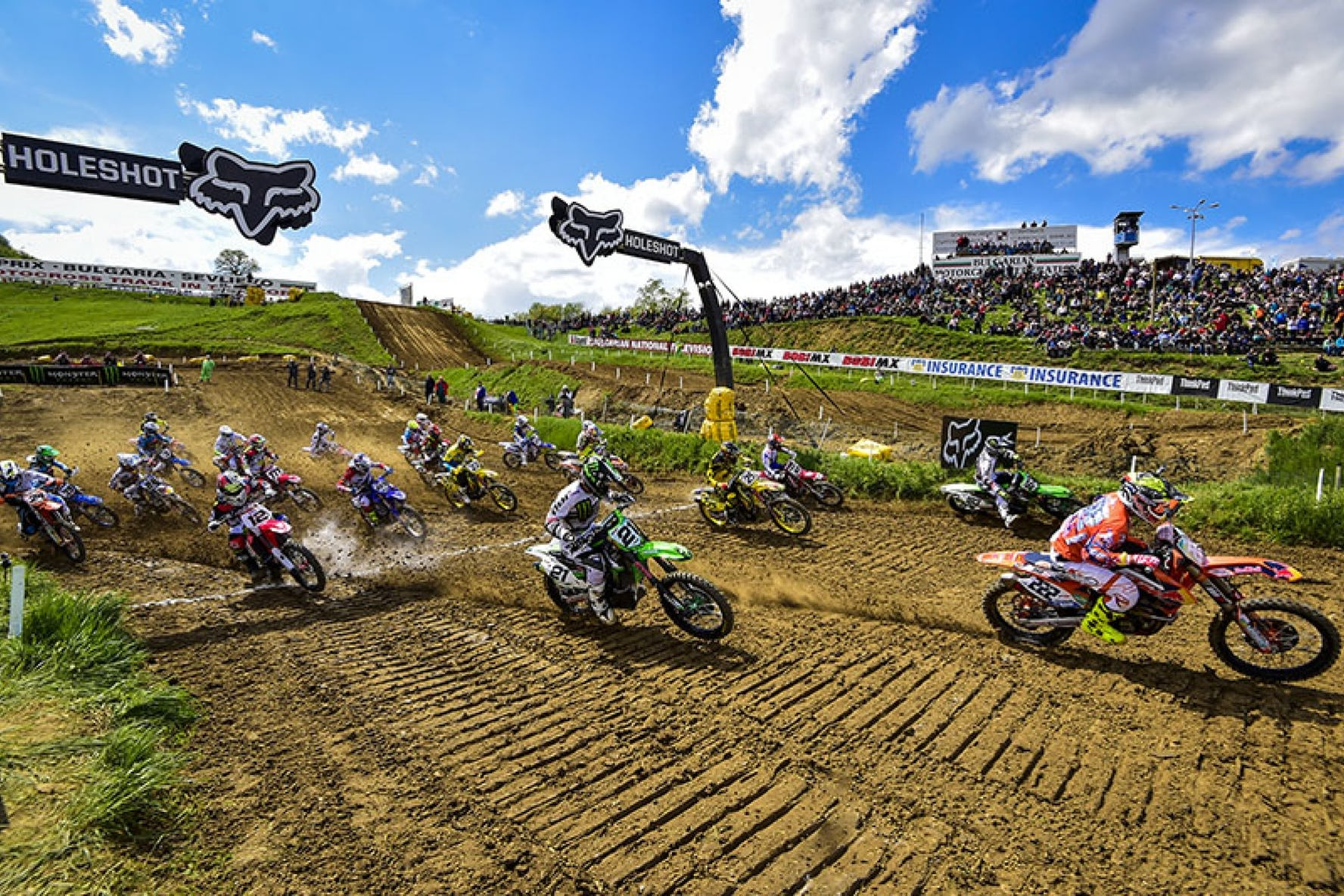 Mxgp Of Bulgaria Added To 2018 Fim Motocross World