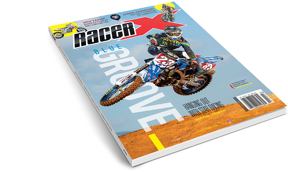 The July 2018 Issue - Racer X Illustrated Motocross Magazine