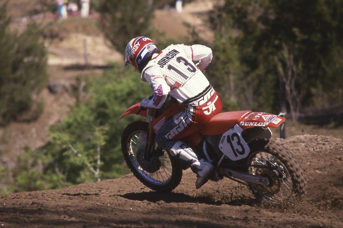30 Greatest Ama Motocrossers 3 Rick Johnson