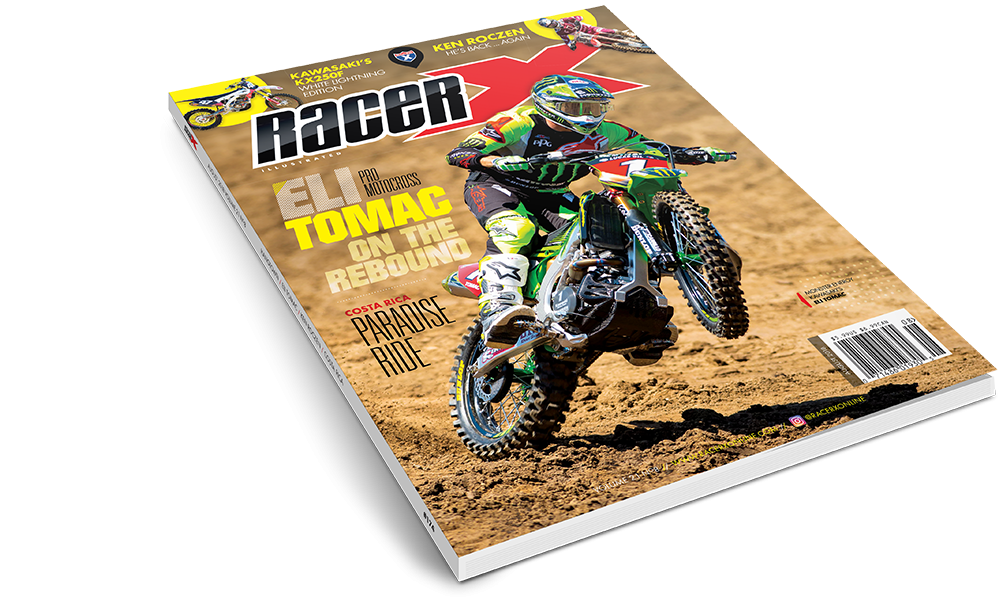 The August 2018 Issue - Racer X Illustrated Motocross Magazine