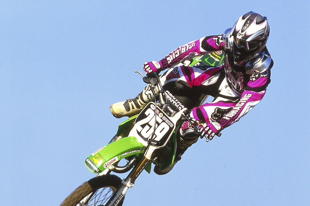 The List: Straight Rhythm Two-Stroke Bikes - Racer X Online