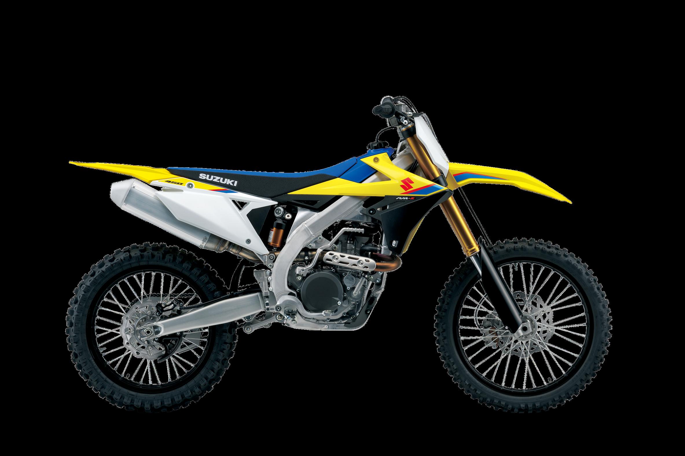 Suzuki Releases 2019 Motocross, Dualsport, Off-Road Models