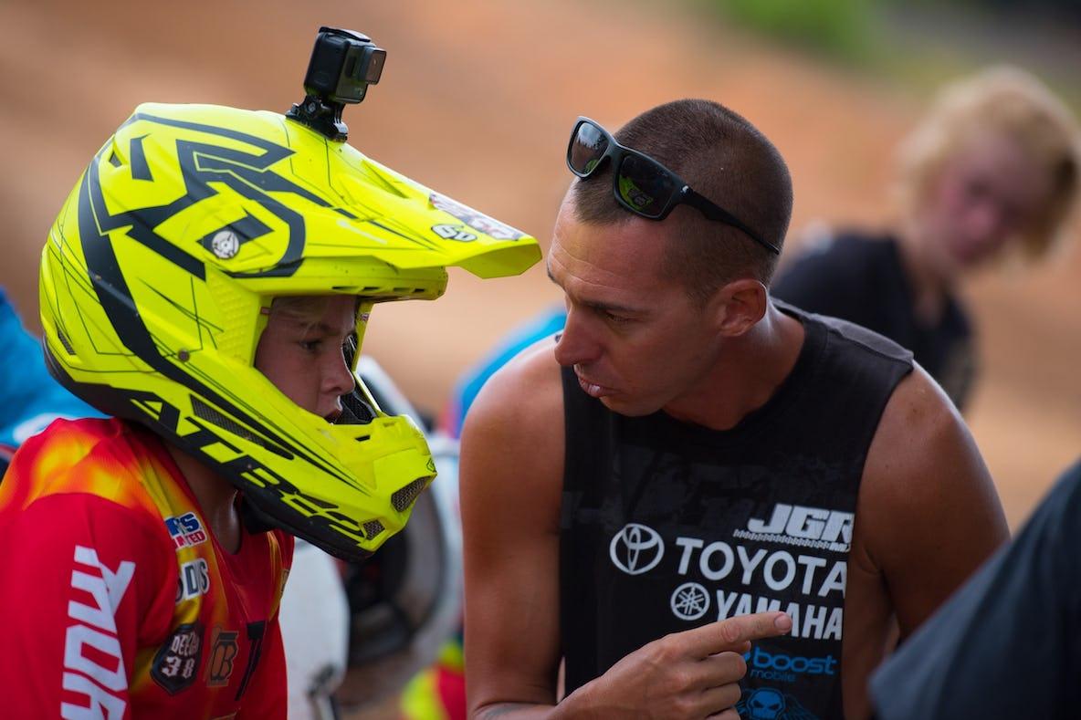 8f848daacab Jason Weigandt Visits ClubMX - Racer X Online