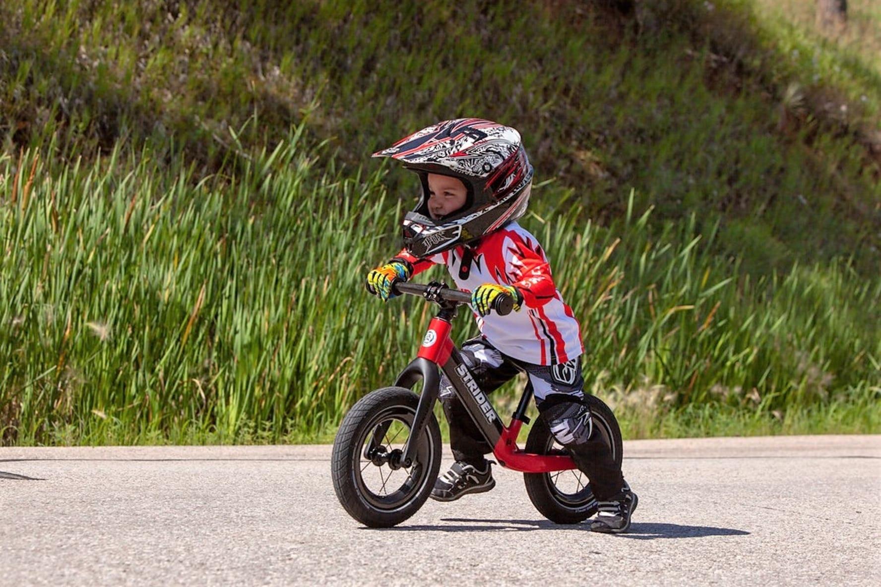 baf6953180a Strider Bikes Announces Strider 12 ST-R Balance Bike - Racer X Online