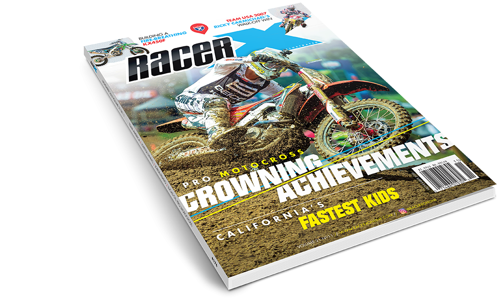 The November 2018 Issue - Racer X Illustrated Motocross Magazine