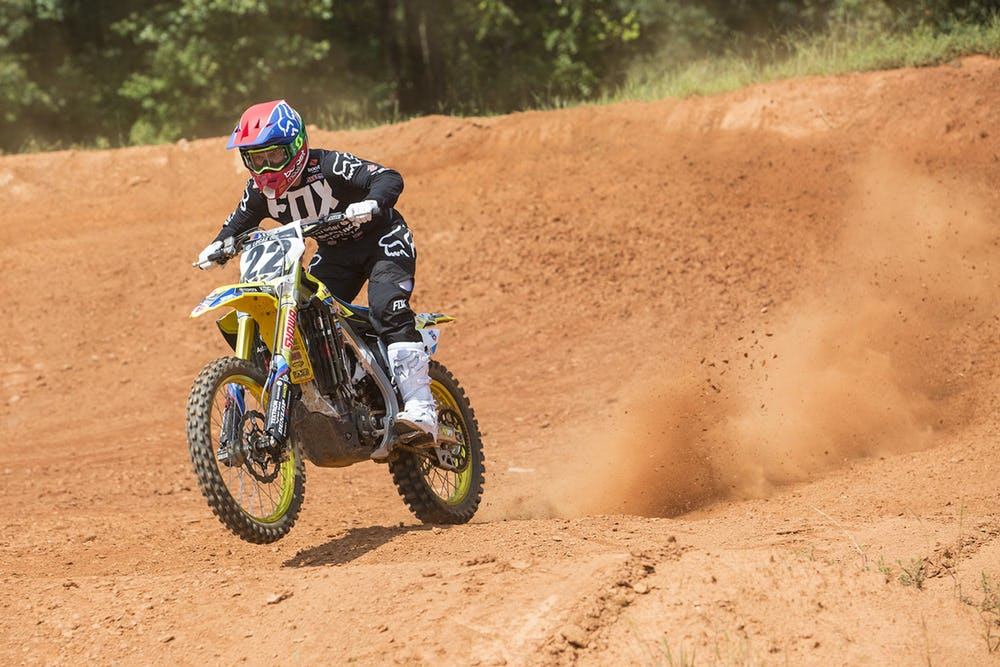 Chad Reed To Race Monster Energy Cup with Autotrader/Yoshimura Suzuki
