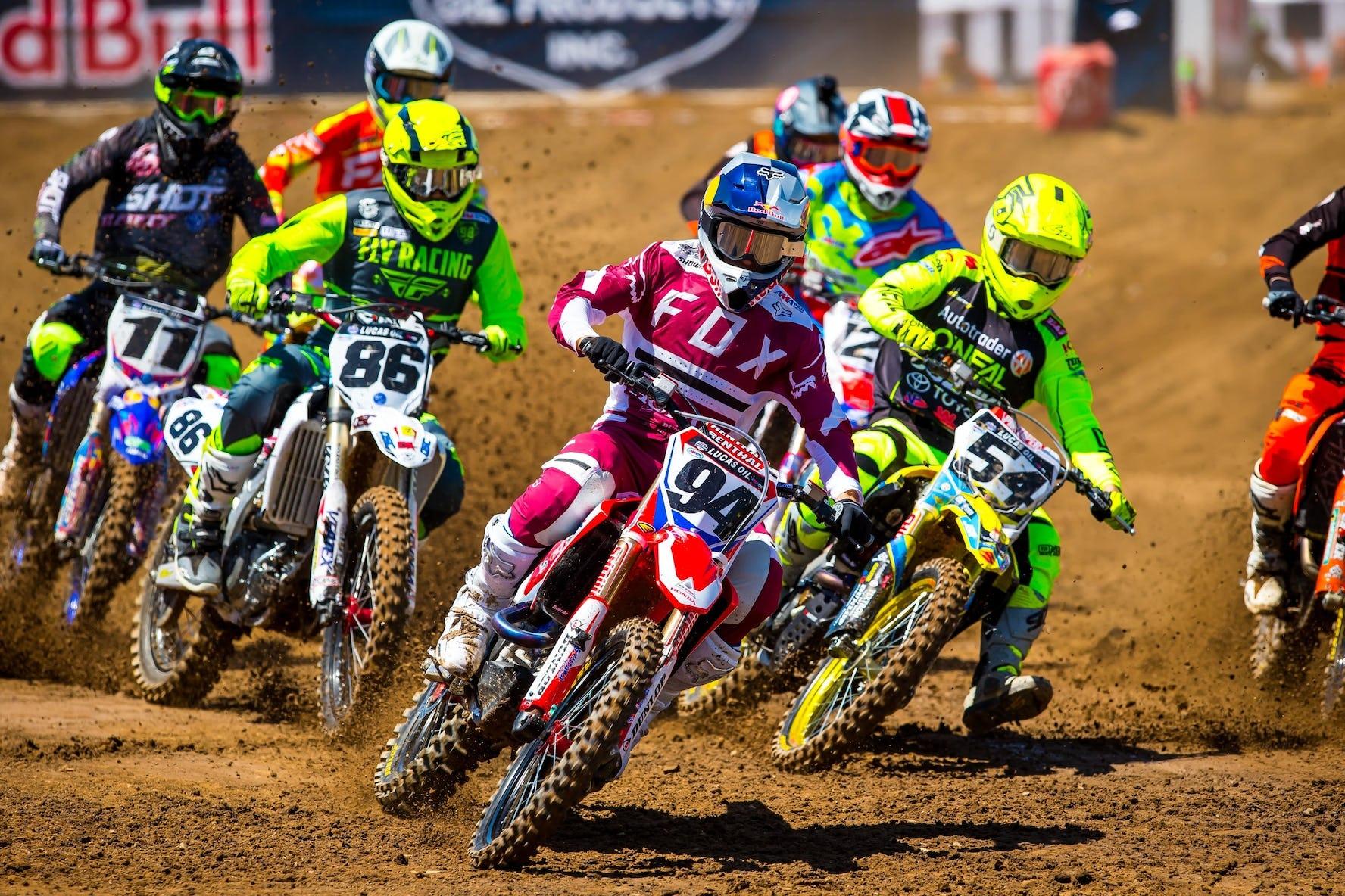 Mxgp Calendario 2020.2019 Lucas Oil Pro Motocross Schedule Announced Racer X Online