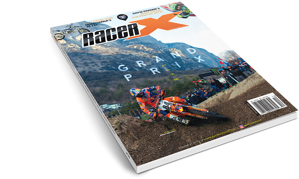 The December 2018 Issue - Racer X Illustrated Motocross Magazine