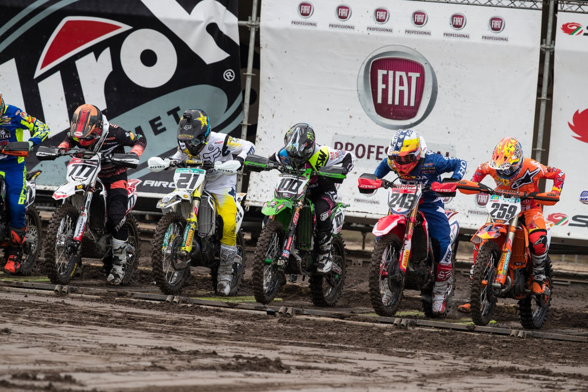 Youthstream Releases Updated 2019 Fim Motocross World