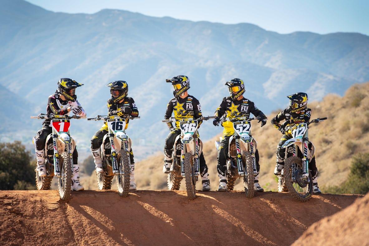 7fb53828 Gallery: 2019 Rockstar Energy Husqvarna Team Shoot - Racer X Online