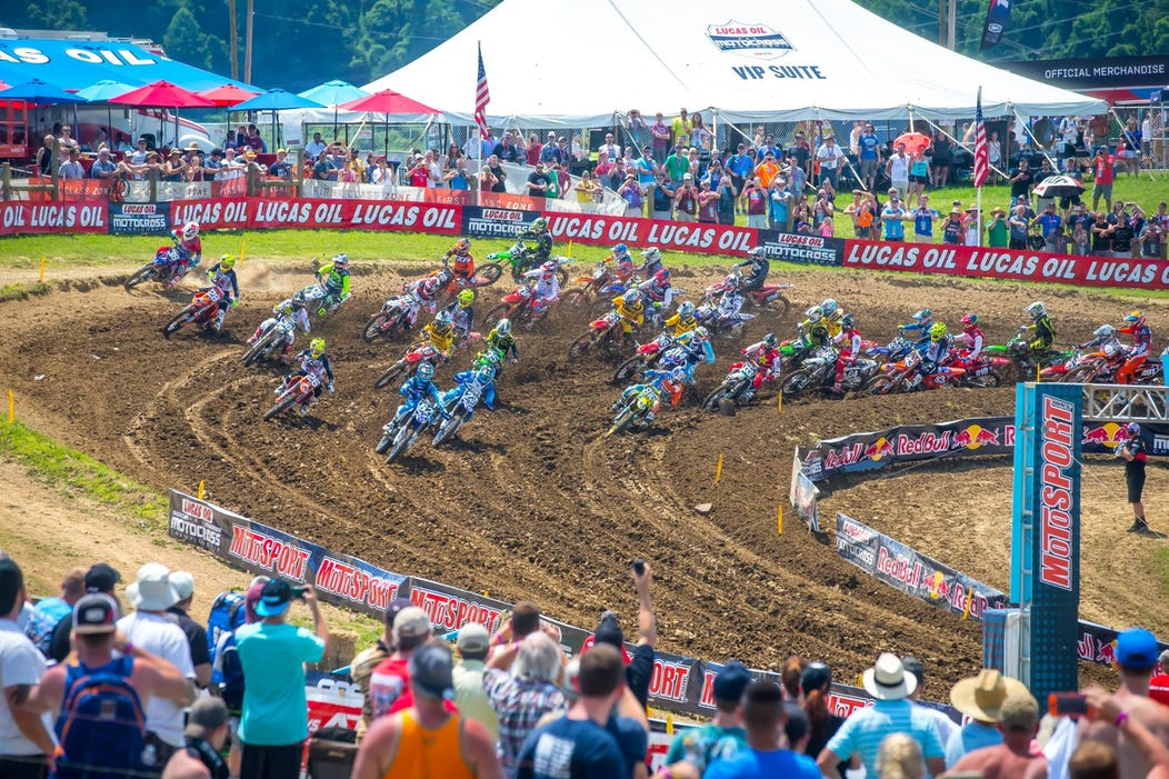 2019 Lucas Oil Pro Motocross Tv Schedule Announced