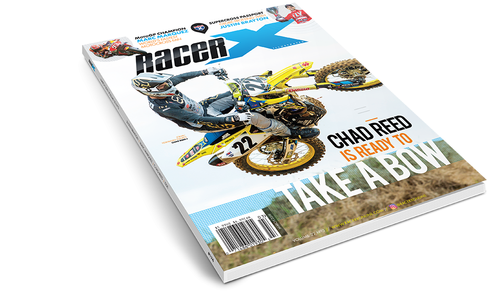 The March 2019 Issue - Racer X Illustrated Supercross Magazine
