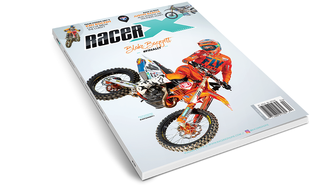 The April 2019 Issue - Racer X Illustrated Supercross Magazine