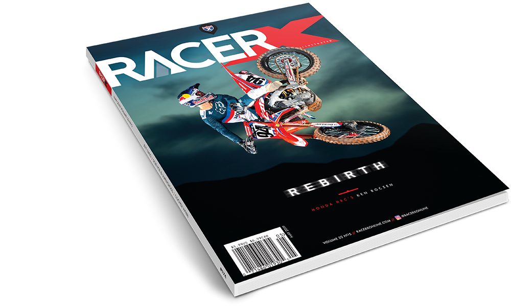 The May 2019 Issue - Racer X Illustrated Supercross Magazine