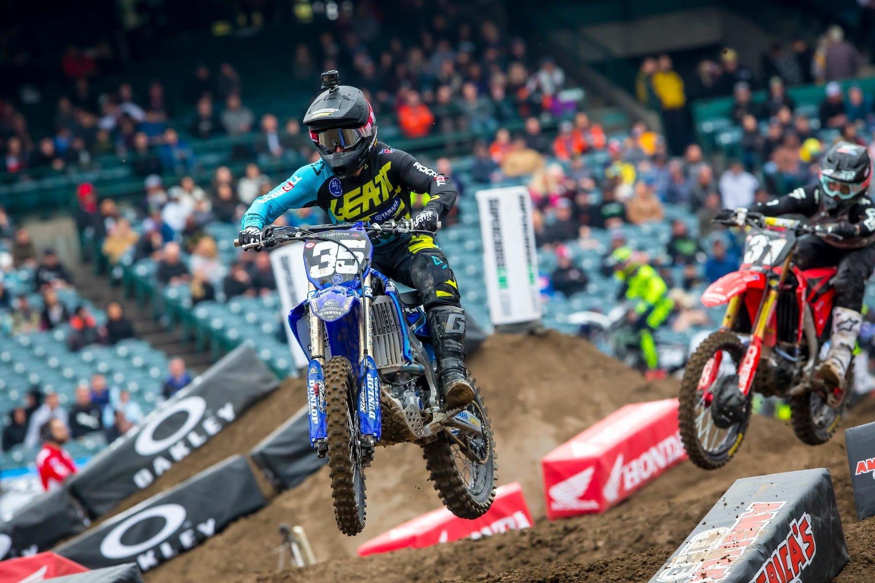 Mitchell Harrison Headed To Europe With Bud Racing Kawasaki