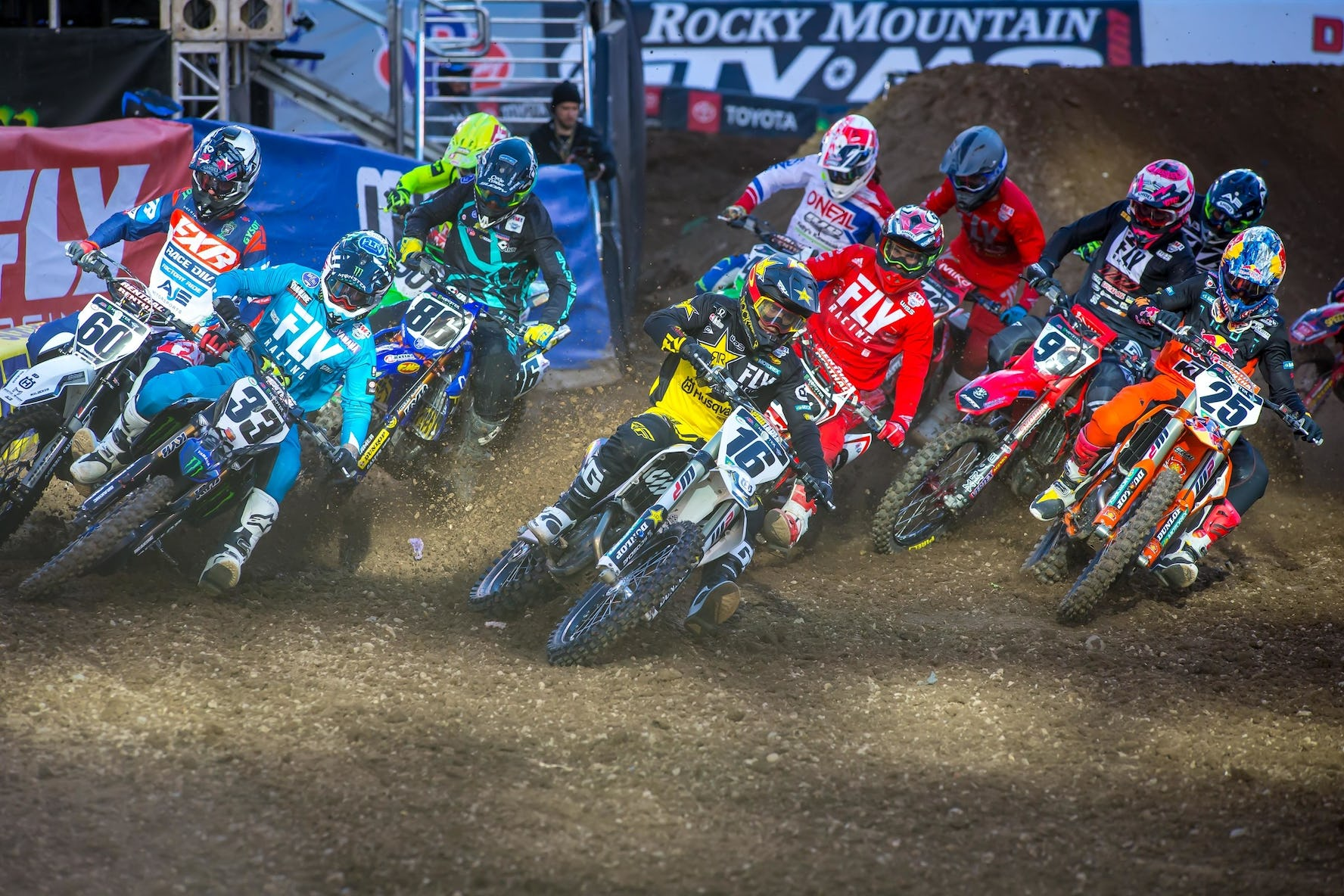 Coverage of 2019 Las Vegas Supercross Will Air on USA