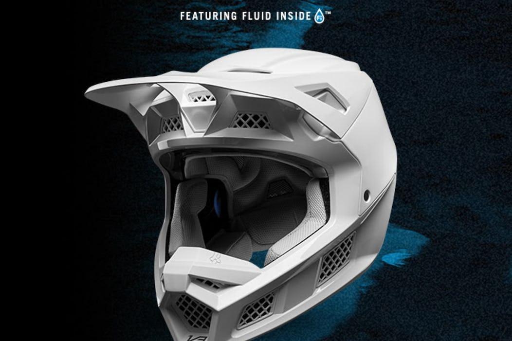 Fox V3 Helmet >> Fox Introduces All New V3 Moto Helmet Racer X Online