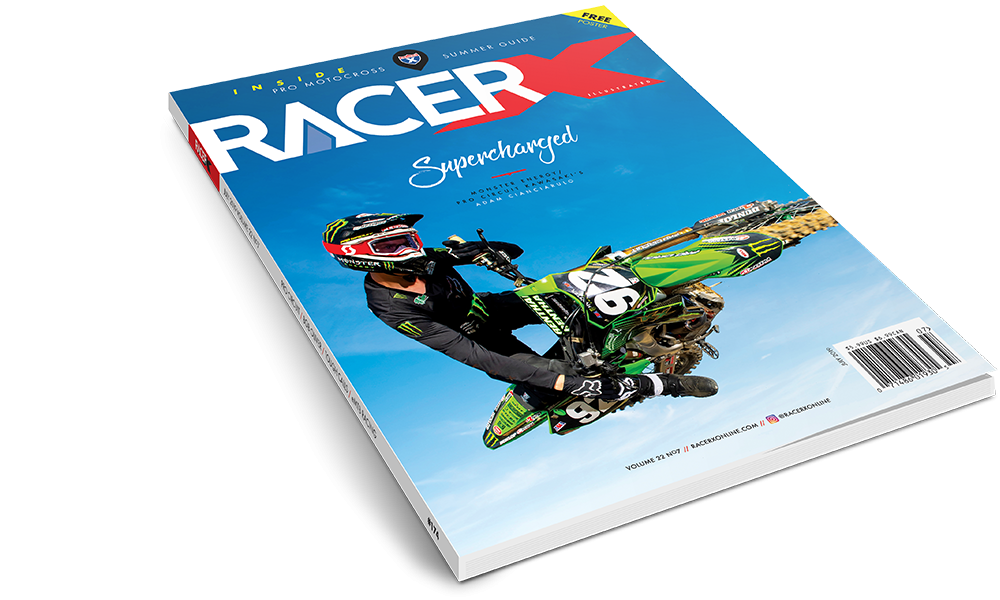 The July 2019 Issue - Racer X Illustrated Motocross Magazine