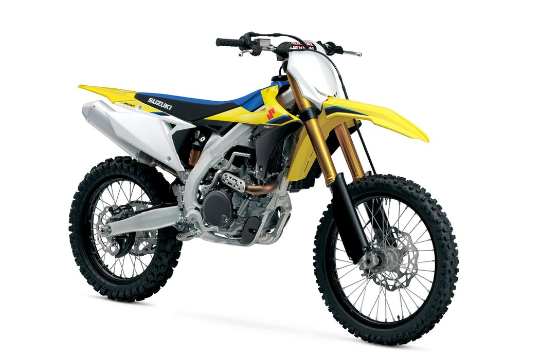 Suzuki Announces New and Returning 2020 Models - Racer X Online