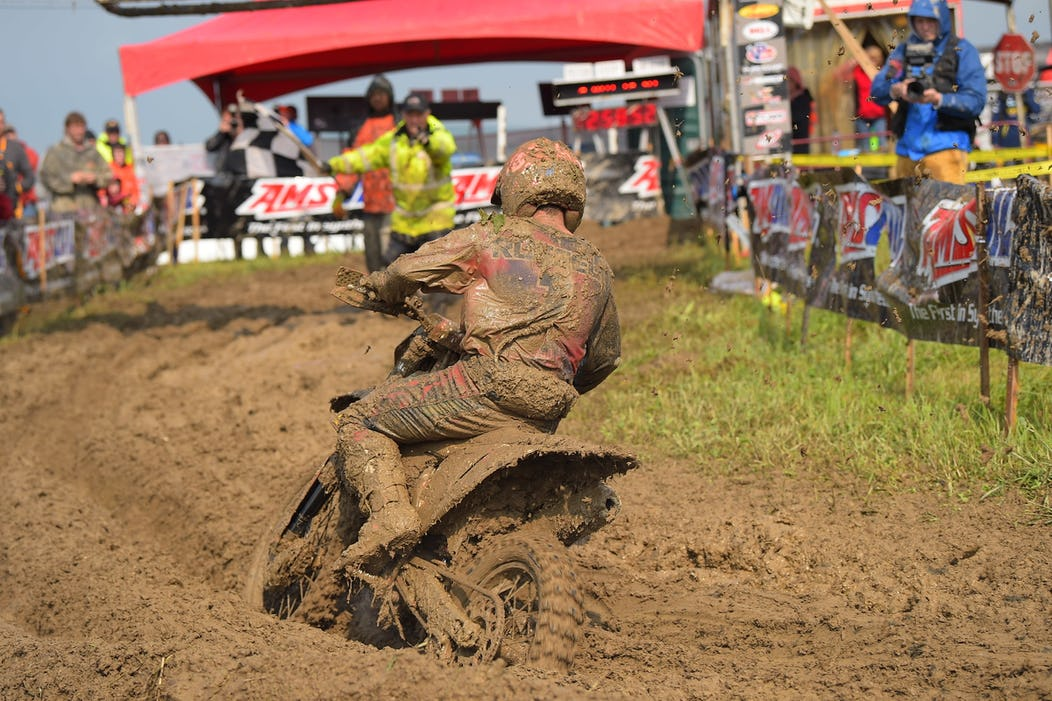 Kailub Russell Earns Fourth Win of 2019 at Tomahawk GNCC