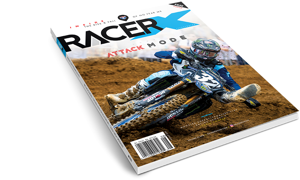 Racer X Illustrated Print Subscription