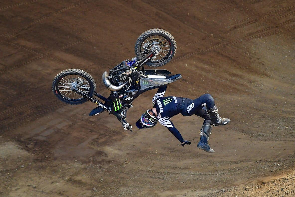 X Games Minneapolis 2020.Watch The Moto X 2019 Minneapolis X Games Highlights Racer