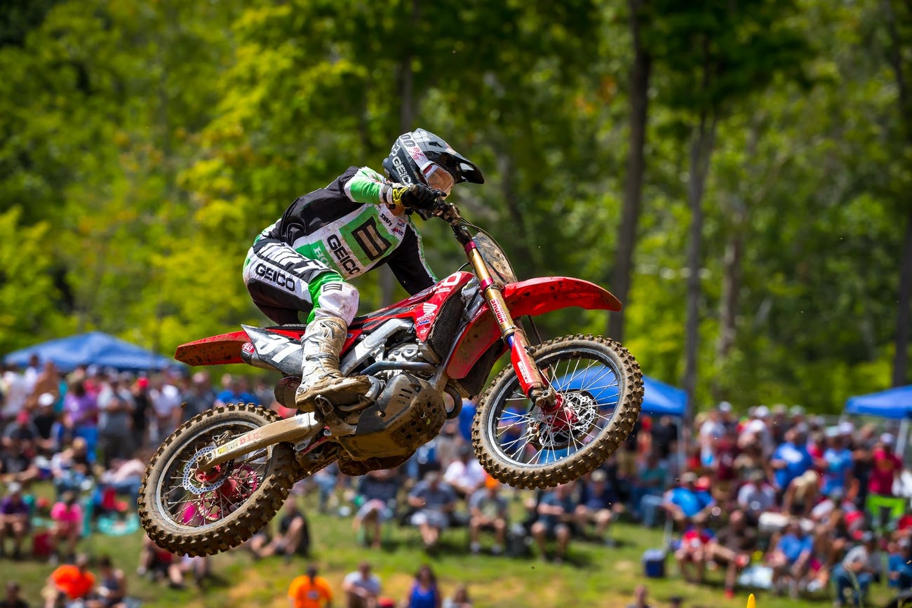 Unsung Heroes From the 250 Class of 2019 Pro Motocross