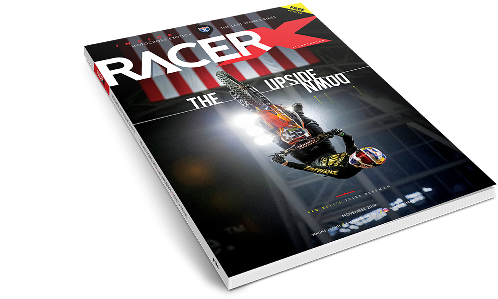 The November 2019 Issue - Racer X Illustrated Motocross Magazine