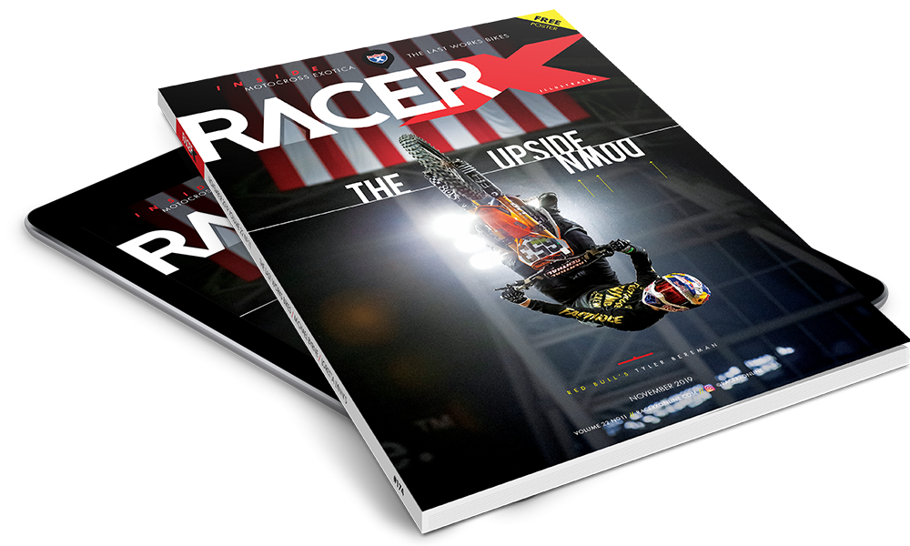 Racer X Illustrated Print and Digital Subscription